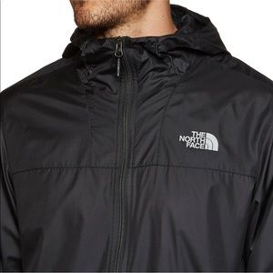 Brand new men's north face windbreaker